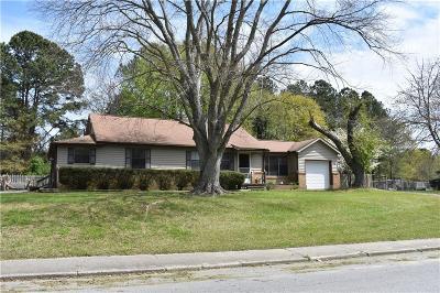 Union City Single Family Home For Sale: 6214 Dodson Road