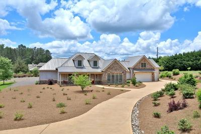 Hall County Single Family Home For Sale: 5610 Thomas Road