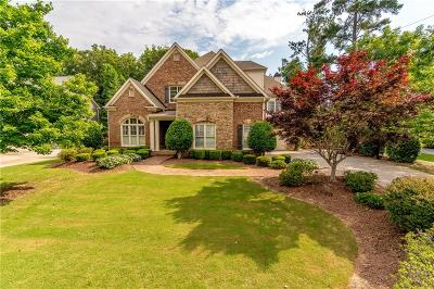 Kennesaw Single Family Home For Sale: 2500 Kirk Pointe Cove