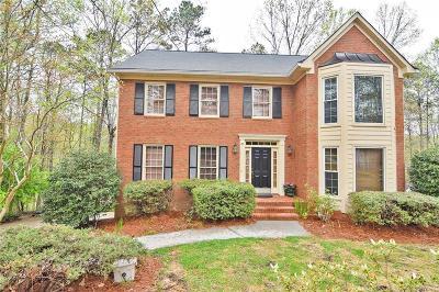 Mableton Single Family Home For Sale: 5078 Stoneywood Circle SE