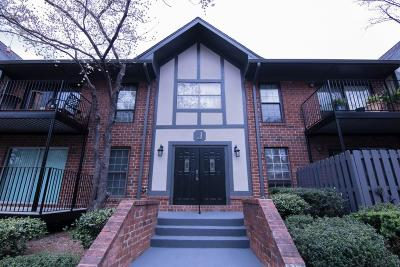 Sandy Springs Condo/Townhouse For Sale: 6851 Roswell Road #J-20