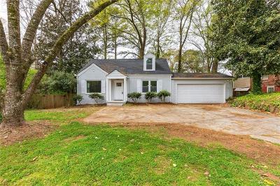 Single Family Home For Sale: 1975 Brannen Road