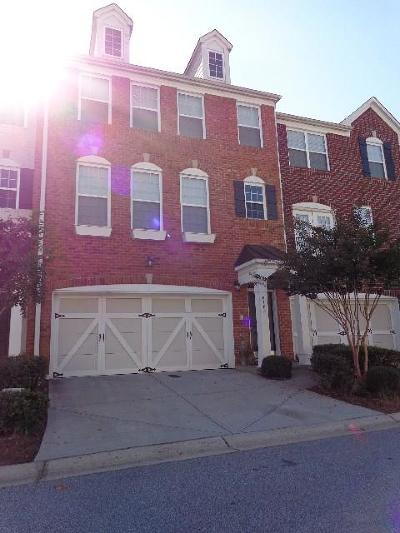 Mableton Condo/Townhouse For Sale: 6185 SE Indian Wood Circle SE