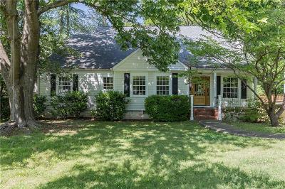 Peachtree Park Single Family Home For Sale: 646 Darlington Circle NE