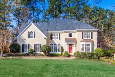 Johns Creek Single Family Home For Sale: 10110 Twingate Drive