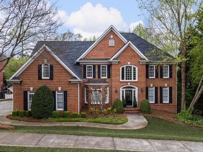 Alpharetta Single Family Home For Sale: 3680 Grey Abbey Drive