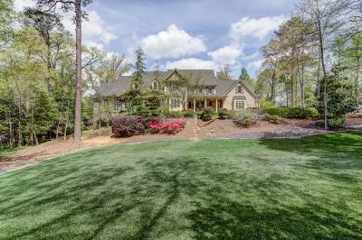 Single Family Home For Sale: 1105 Heards Ferry Road