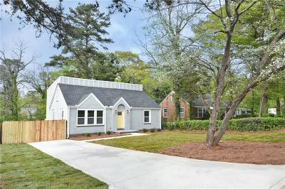 Decatur Single Family Home For Sale: 2448 McAfee Road