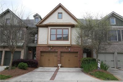 Peachtree Corners, Norcross Condo/Townhouse For Sale: 3528 Pecos Lane