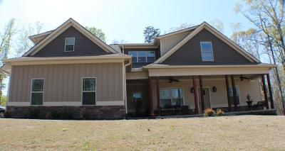 Dallas Single Family Home For Sale: 89 Columbia Cove