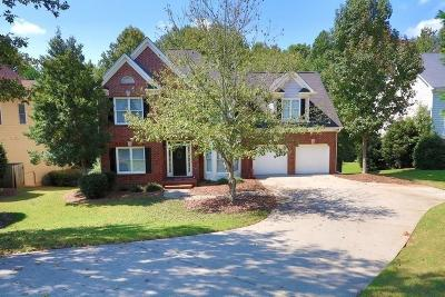 Alpharetta  Single Family Home For Sale: 12310 Douglas Road