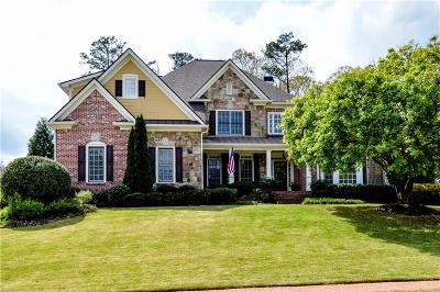 Single Family Home For Sale: 4841 Rushing Rock Way