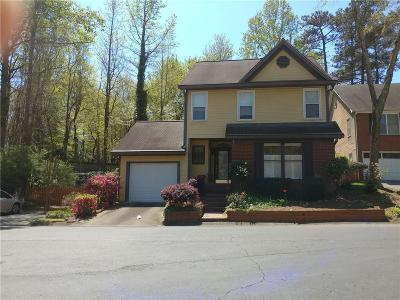 Alpharetta Single Family Home For Sale: 2008 Falcon Glen Court