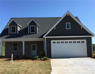 Adairsville Single Family Home For Sale: 13 Darby Lane