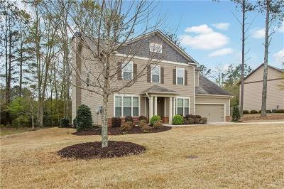 Powder Springs Single Family Home For Sale: 3145 Staglin Drive