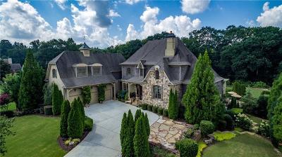 Johns Creek Single Family Home For Sale: 5295 Chelsen Wood Drive