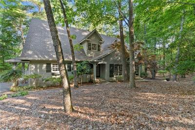 Big Canoe Single Family Home For Sale: 60 Sconti Point