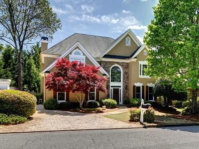 Single Family Home For Sale: 2112 Anderson Drive SE