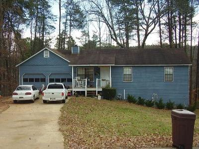 Cumming Single Family Home For Sale: 1675 Magnolia Place