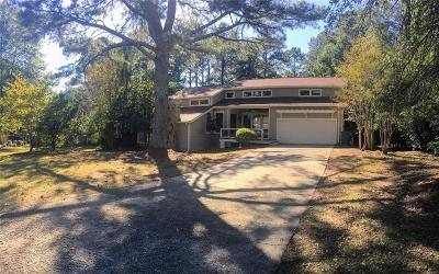 Single Family Home For Sale: 3327 Clubland Drive