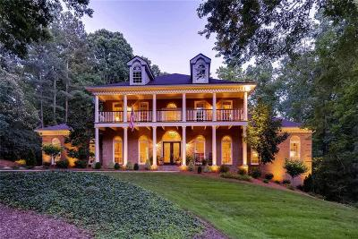 Sandy Springs Single Family Home For Sale: 1585 Masters Club Drive