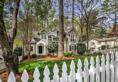 Single Family Home For Sale: 923 Glenbrook Drive NW