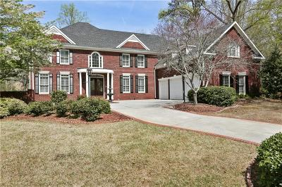Marietta Single Family Home For Sale: 231 Lindsey Place NE