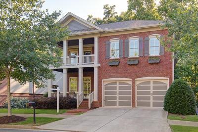 Alpharetta Single Family Home For Sale: 12464 Danesfeld Drive