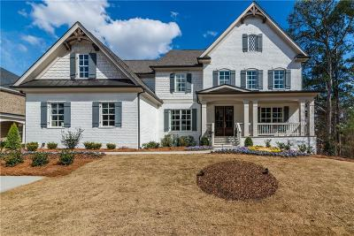 Alpharetta Single Family Home For Sale: 130 Townsend Pass
