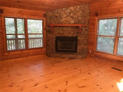 Ellijay Single Family Home For Sale: 361 Mountain View Circle