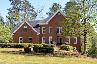Roswell Single Family Home For Sale: 5860 Plantation Drive