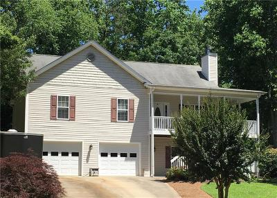 Forsyth County, Gwinnett County Single Family Home For Sale: 8225 Bennett Lane