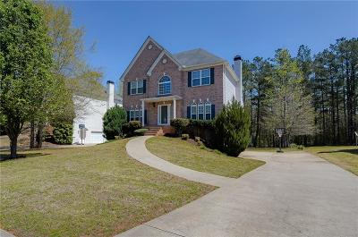 Powder Springs Single Family Home For Sale: 5743 Sullivan Point Drive