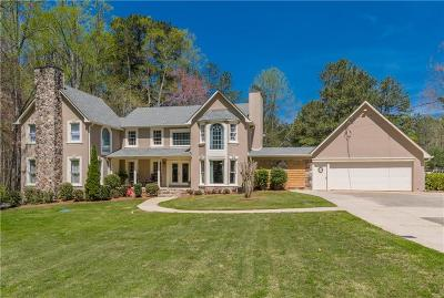 Canton GA Single Family Home For Sale: $1,495,000