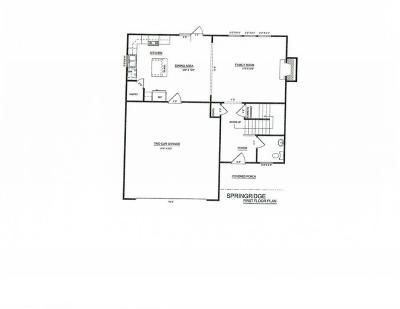Dallas Single Family Home For Sale: 111 Cobblestone Trail