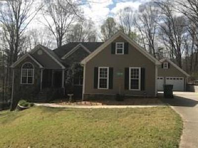 Loganville Single Family Home For Sale: 2260 Camp Lane