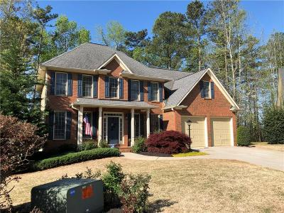 Powder Springs Single Family Home For Sale: 1154 Harbormist Court