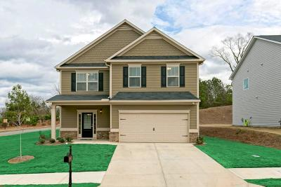 Holly Springs Single Family Home For Sale: 105 Jackson Way