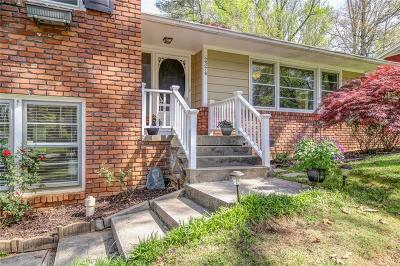 Decatur Single Family Home For Sale: 2376 Heather Drive