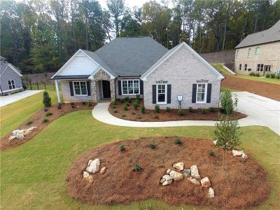 Alpharetta Single Family Home For Sale: 132 Manor North Drive