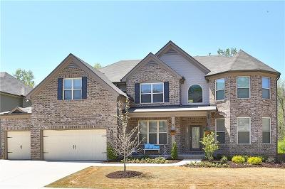 Buford Single Family Home For Sale: 4104 Two Bridge Court