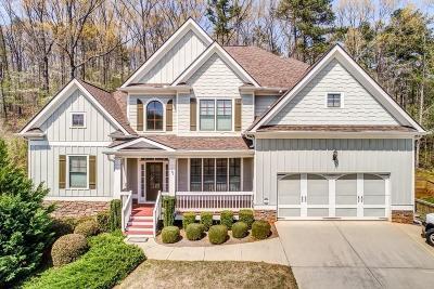 Dallas Single Family Home For Sale: 254 Grand Oak Trail