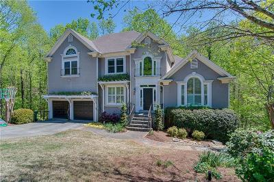 Sandy Springs Single Family Home For Sale: 5175 Falcon Chase Lane NE