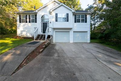 Cumming Single Family Home For Sale: 1215 Wood Valley Road