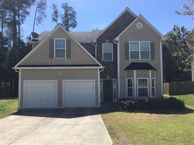 Carroll County, Coweta County, Douglas County, Haralson County, Heard County, Paulding County Single Family Home For Sale: 8058 Everwood Drive