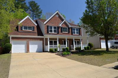 Single Family Home For Sale: 5237 Silver Springs Drive
