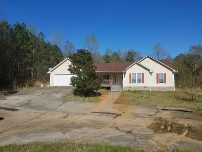 Single Family Home For Sale: 6690 Jenkins Road
