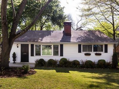 Brookhaven Single Family Home For Sale: 2609 Dogwood Terrace NE