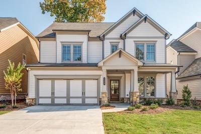 Smyrna Single Family Home For Sale: 179 Still Pine Bend