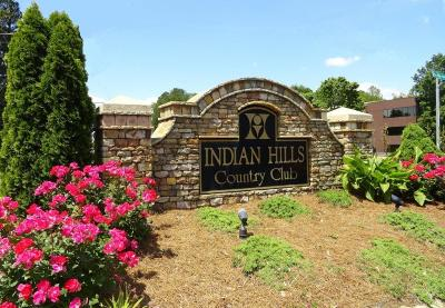 Indian Hills Single Family Home For Sale: 233 Brookcliff Trace